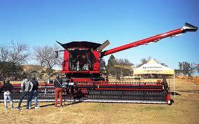 Photo of Good harvest hopes result in combine harvester sales uptick