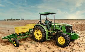 Photo of The new John Deere 6B Series tractors
