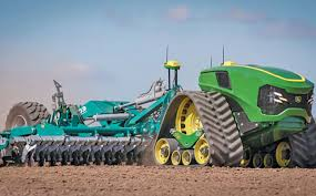 Photo of The race to commercialise the first driverless tractor