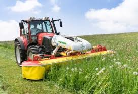 Photo of Pottinger's mower technology enhances forage quality