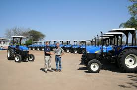 Photo of New Holland in Africa