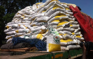 Photo of Upper West Immigration officers reject bribe after seizing 84 bags of PFJ fertilizers