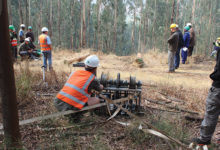 Photo of Business opportunity to commercialise timber winch