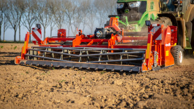Photo of Dewulf launches the SC 360, a 3.6 m wide cultivator in their SC series