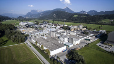 Photo of NO PROMISES JUST ACTIONS: COVERIS KUFSTEIN PIONEERS IN PRODUCING FILMS WITH 100% GREEN ENERGY