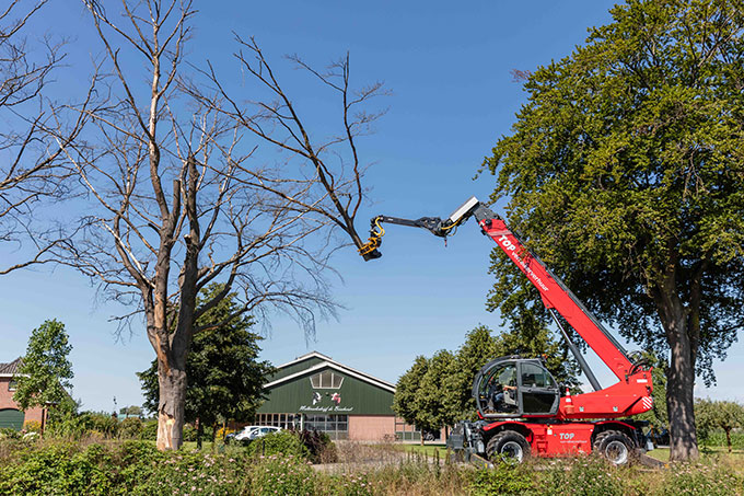 Photo of New grapple saw with Total Tree Control