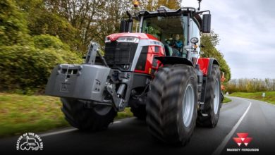 Photo of Massey Ferguson MF 8S.265 Dyna E-Power Exclusive wins Tractor of the Year 2021