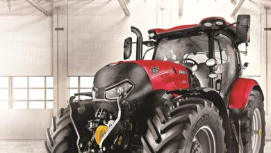 Photo of CASE IH AND STEYR TURN UP THE HEAT FOR EXTRA-STRONG PAINTWORK