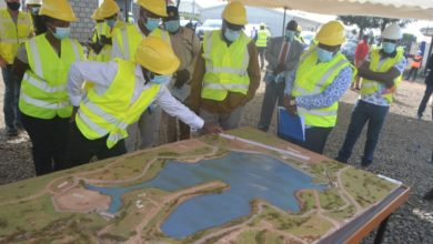 Photo of Thiba Dam To Be Ready By End Of This Year