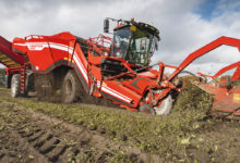 Photo of VENTOR 4150 WITH HAULM TOPPER AND FURTHER FEATURES