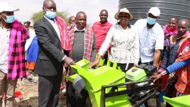 Photo of Kajiado Farmers Benefit From Modern Farming Equipment