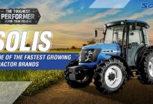 Photo of Solis – One of the Fastest Growing Tractor Brand